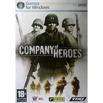 Company of Heroes (PC DVD) - Jako nowy