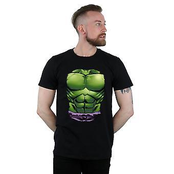 Marvel Hulk Brust platzen T-Shirts für Herren