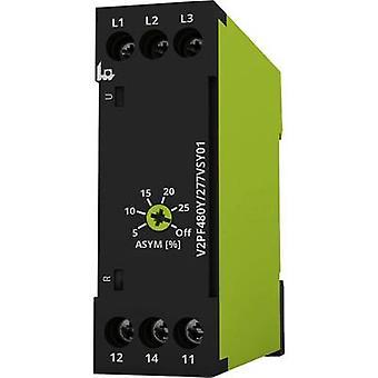 Monitoring relay 208 - 480 V AC 1 change-over tele V2PF480Y/277VSY01 1 pc(s)
