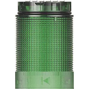 Werma Signaltechnik Signal tower component 634.210.75 KombiSIGN 40 TwinLIGHT LED Green 1 pc(s)