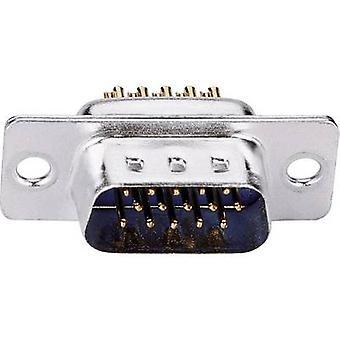 ASSMANN WSW A-HDS 15 LL/Z D-SUB pin remsa 180 ° antal stift: 15 löda hink 1 dator
