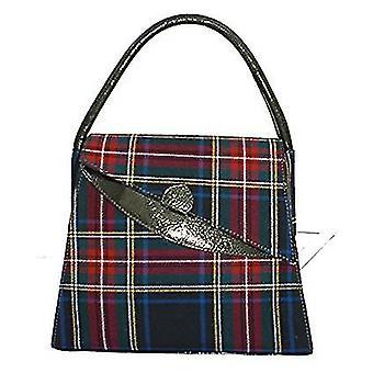 Тартан сумочка Люси (Стюарт черный)
