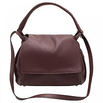 Abro Adria Fold Over Flap Handbag