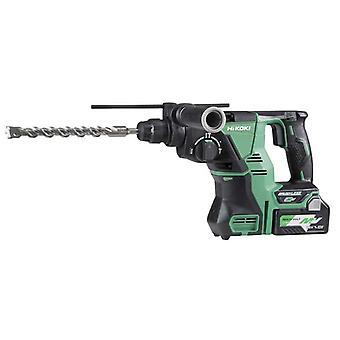 HiKOKI DH36DPA 36V MultiVolt Rotary Hammer Drill 28mm SDS-Plus