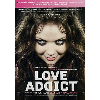 Love Addict [DVD] USA import