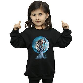 DC Comics девочек Aquaman Королева Atlanna Толстовки