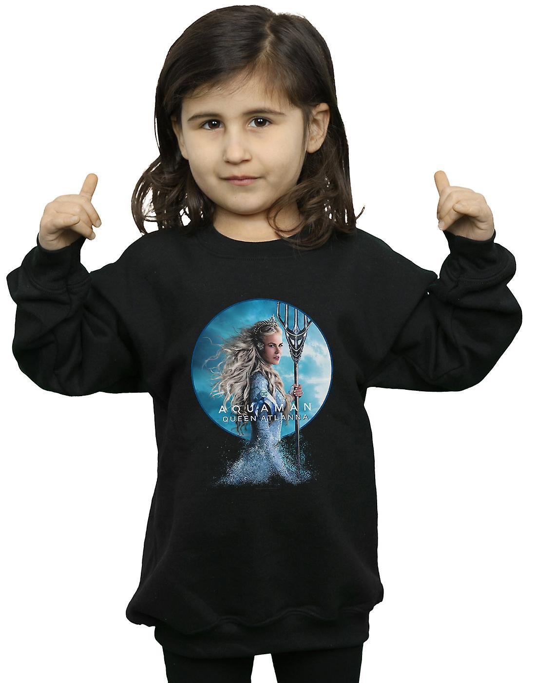 DC Comics Girls Aquaman Queen Atlanna Sweatshirt