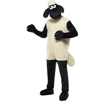 Shaun the Sheep Costume.  One Size