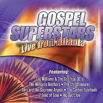 Gospel Superstars Live From Atlanta - Gospel Superstars Live From Atlanta [CD] USA import
