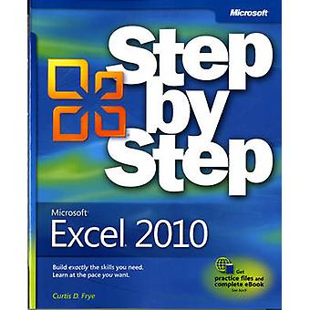 Microsoft Excel 2010 Step by Step by Curtis D. Frye - 9780735626942 B