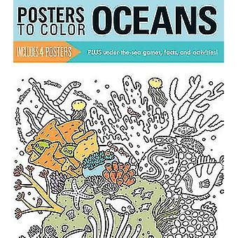 Affischer till färg - haven genom att köra tryck - 9780762459988 bok