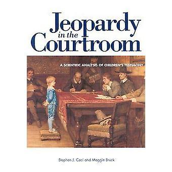 Gevaar in de rechtszaal - wetenschappelijke analyse van kinderen Testimon