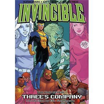Invincible - v. 7 - Three's Company by Robert Kirkman - Ryan Ottley - B