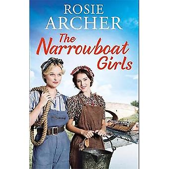 Narrowboat tytöt Narrowboat tytöt - 9781786483584 kirja