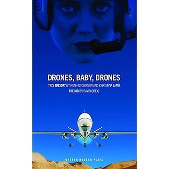 Droner - Baby - droner af Ron Hutchinson - 9781786820785 bog