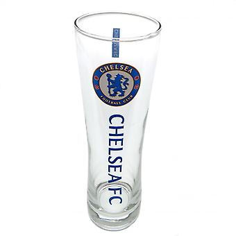 Chelsea FC Official Tall Beer Glass