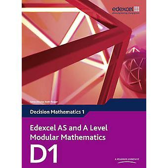 Edexcel AS i D1 z matematyki 1 decyzji poziom matematyki modułowe