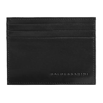 Мужчины BALDESSARINI кредитная карточка дело карты держатель кожаный чехол Черный 3916