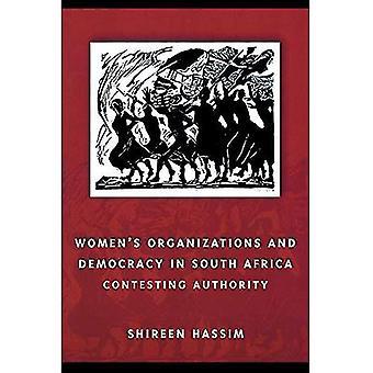 Organisations de femmes et de la démocratie en Afrique du Sud: contestant l'autorité (la femme en Afrique & la Diaspora)