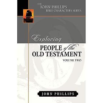 Esplorare le persone del Vecchio Testamento, Volume 2