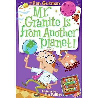 Mr. graniet Is van een andere planeet! (Turtleback School &; bibliotheek bindend Edition)