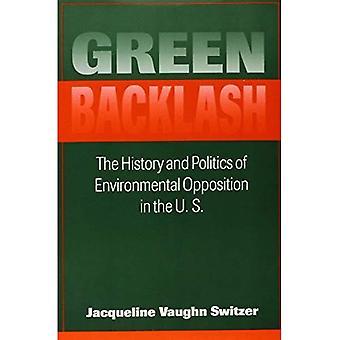 Groene terugslag: De geschiedenis en politiek van milieu oppositie in de VS