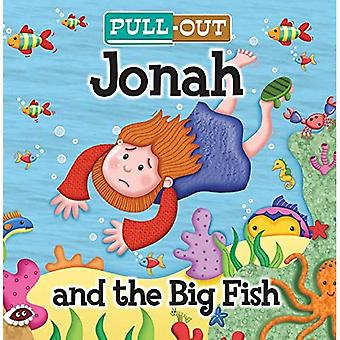 Pull-Out Jonah and the Big Fish (Candle Pull-Out)