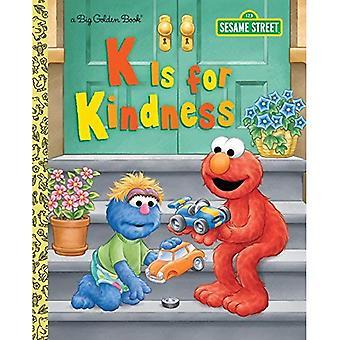 K är för vänlighet (stora gyllene bok)