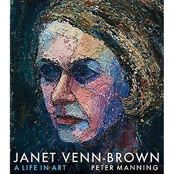 Janet Venn-Brown: een leven in de kunst