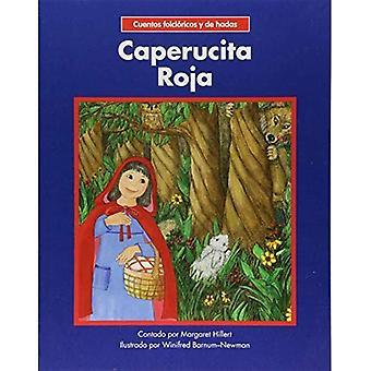 Caperucita Roja (begin te lezen, Spaanse sprookjes & Folklore)