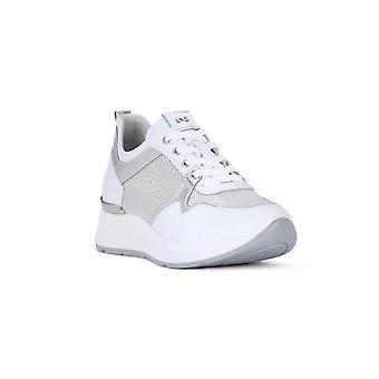 Nero giardini skipper fashion sneakers-white