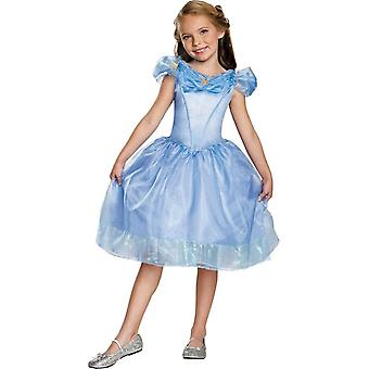 Disney Movie Cinderella Costume Child