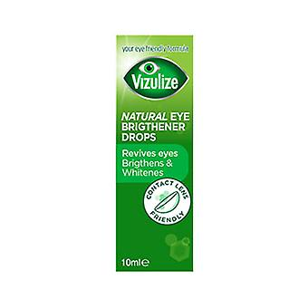 Vizulize Natural ojo abrillantador 10Ml