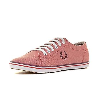 Fred Perry Kingston 2 Tom sapatilhas de lona