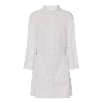 Fete pe film femei / Doamnelor Button Shirt Dress