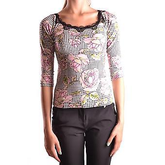 Anna Molinari Ezbc246001 Women's Multicolor Synthetic Fibers Sweater