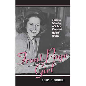 Front-page Girl van Doris O'Donnell-9780873388467 boek