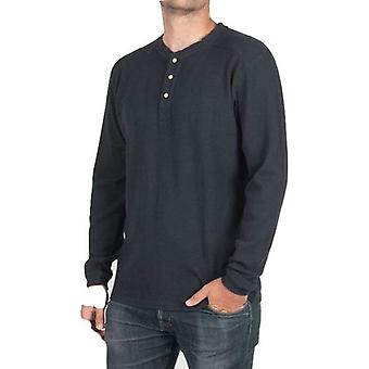 Passenger Radcliffe ls henly T-Shirt-Navy