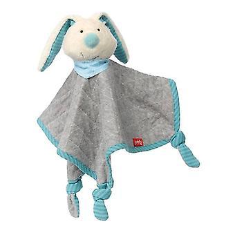 Sigikid Cuddle cloth rabbit Mint Urban Baby