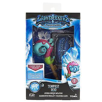 Lightseekers Awakening Tempest Rod Storm Order Weapon & Trading Card