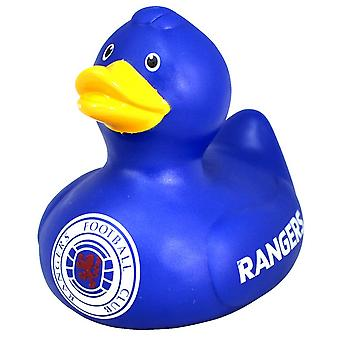 Rangers FC Official Bath Time Football Crest Vinyl Duck