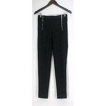 Slimming Options for Kate & Mallory Leggings High Density Knit Gray A426783