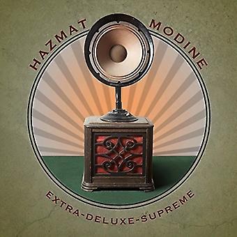 Hazmat Modine - Extra-Deluxe-Supreme [CD] USA import