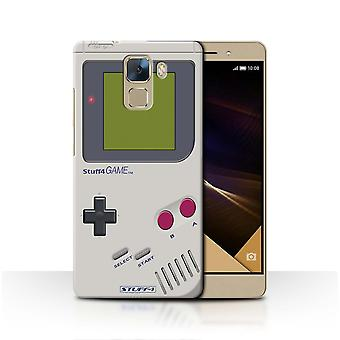 STUFF4 Case/Cover for Huawei Honor 7/Nintendo Game Boy/Games Console