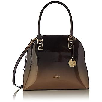 Marco Tozzi 61027 - Donna Braun bucket bags (Mocca Pat.comb) 34x29x12 cm (B x H T)