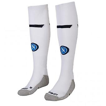 2019-2020 Napoli Kappa Third Socks (White)