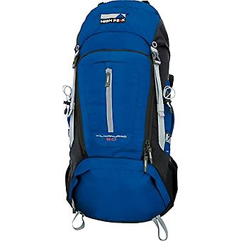 High Peak Kilimanjaro Backpack - Blue/Dark Grey - 70 Litres