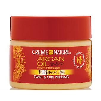 Creme of Nature Argan Oil Twist & Curl Pudding 326g