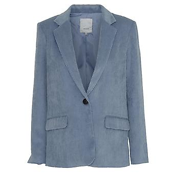 SOYACONCEPT Soyaconcept Faded Blue Blazer 16092
