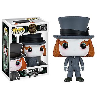 Alice Through the Looking Glass Mad Hatter Pop! Vinyl